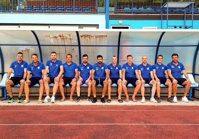 Škola nogometa NK Jadran Poreč započela sa pripremama za sezonu 2019./2020.