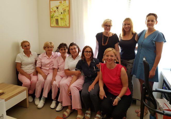 Vrijedna donacija namještaja Mima Domu za starije i nemoćne osobe Poreč