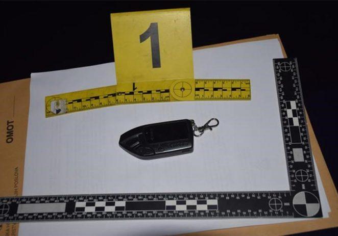 Nakon desetak provala 'pao' pljačkaš: Jammerom otključavao vozila, pronašli i plijen