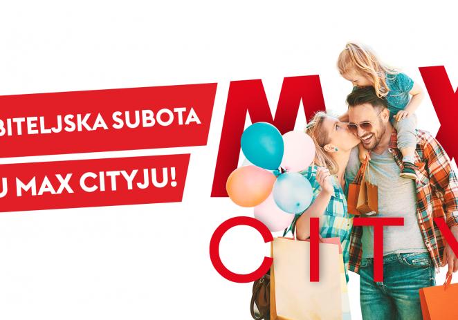 Istražite bogat i zabavan program ove subote u Max City-u !