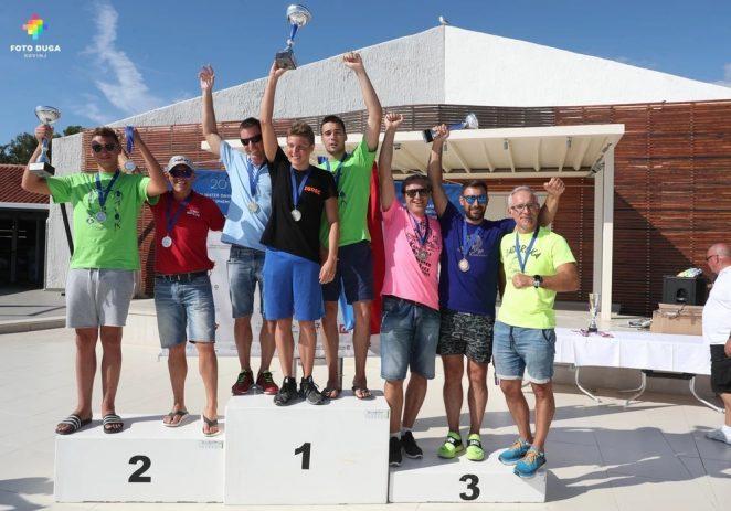 Završila je ovogodišnja CroCup serija natjecanja u daljinskom plivanju, pobjednici Antonia Buličić, Grgo Mujan, KDP Split (ž) i KDPSR Poreč (m)