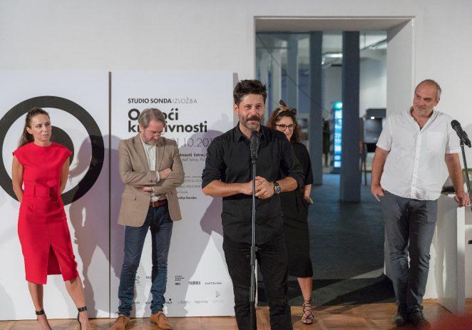 Svečano otvorena izložba studija Sonda u MSUI u Puli  O moći kreativnosti
