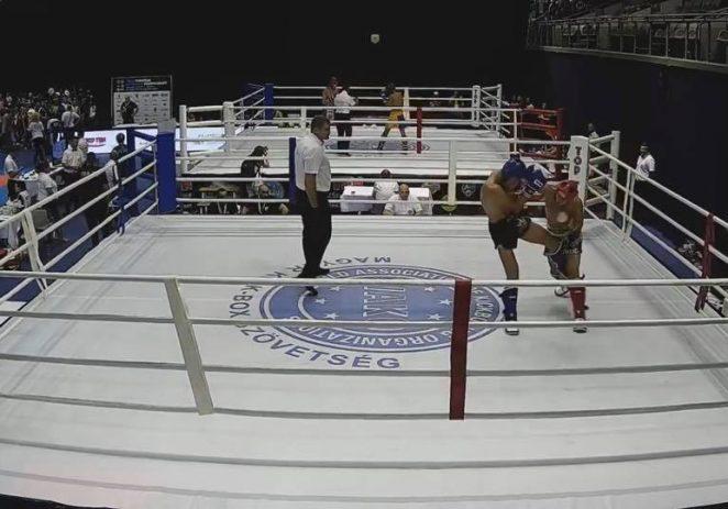 Istarski kickboxing reprezentativci (juniori i kadeti) nastupili na Europskom kickboxing prvenstvu u Mađarskoj