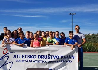 Čak 17-oro porečkih atletičara nastupilo je na Otvorenom atletskom prvenstvu Pirana