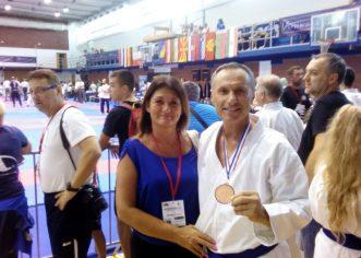 Karate: Amir Rešidović iz Finide osvojio 3. mjesto u Čakovcu