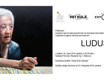 Eugen Varzić izlaže u Motovunu od srijede, 18. rujna