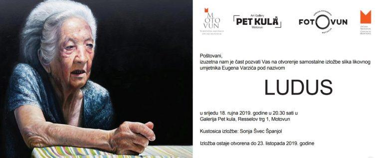 Eugen Varzić - pozivnica