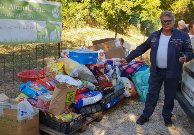 Lions club Poreč organizira donatorsku večer za udrug Happy End – azil za pse i mačke u Pazinu