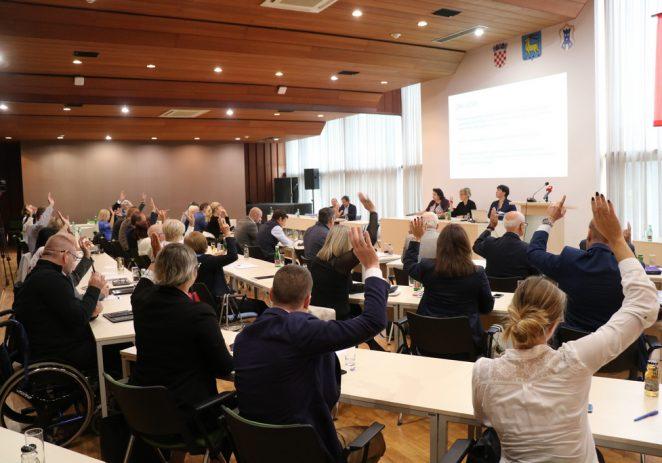 Održana 25. sjednica Skupštine Istarske županije – zaduživanje Opće bolnice Pula od 150 milijuna kuna za izgradnju nove Opće bolnice