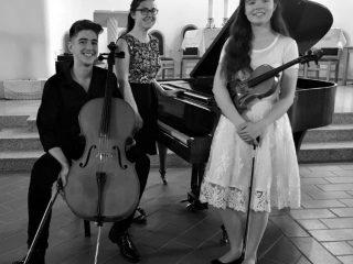 Klavirski trio Agitato