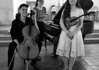 Koncert Trio Agitato u utorak, 17. rujna u Eufrazijevoj bazilici
