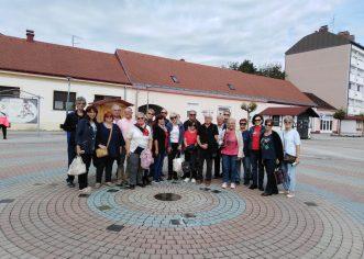 Članovi pjevačkog zbora Joakim Rakovac nastupili u Ludbregu