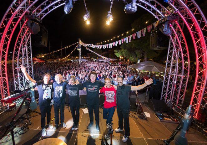 Bajaga i Instruktori oduševili Porečane za kraj ovogodišnjeg Poreč Open Air festivala