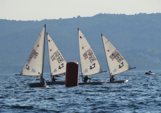 Simon Starić i Simon Štifanić iz JK Horizont nastupili na Prvenstvu Hrvatske u jedrenju za neolimpijske klase