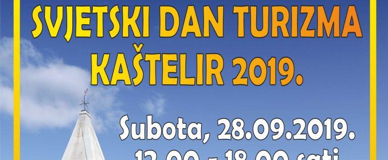 dan turizma Kaštelir - plakat 2019