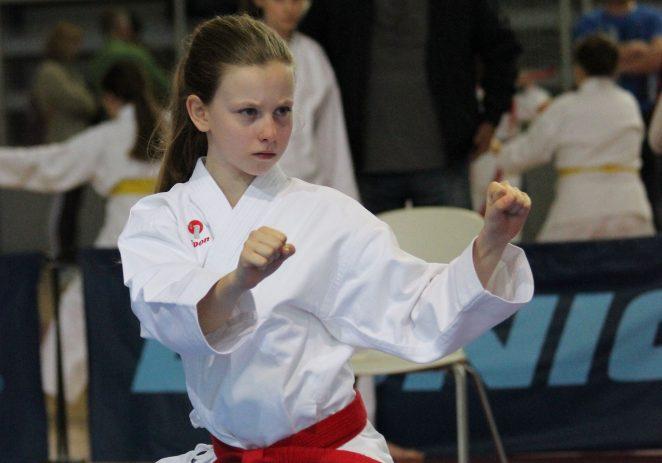 Karate: Flavia Paliaga nastupila na Zagreb Karate Cupu
