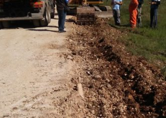 Grad Poreč nastavlja komunalne radove po mjesnim odborima Poreča