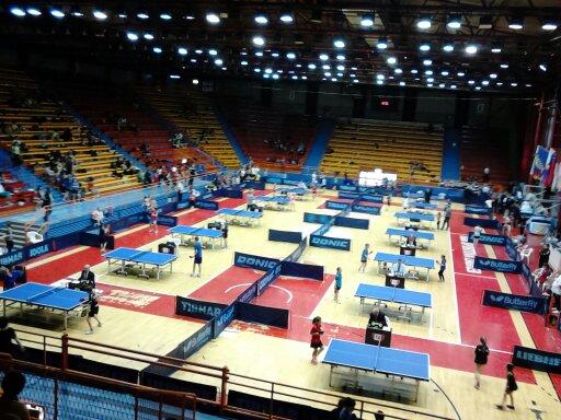 Ekipa stolnoteniskog kluba Vrsar nastupila na međunarodnom turniru u Osijeku