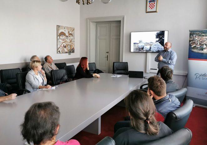 Gaetano Benčić održao zanimljivo predavanje o kamenoklesarstvu