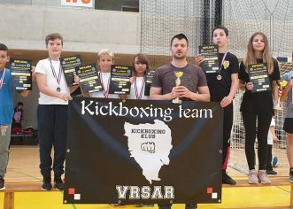 Vrsarani na  4. Istrian kickboxing challengeru u Novigradu s medaljama