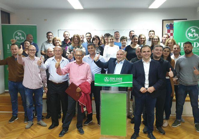 IDS apsolutni pobjednik izbora za vijeća mjesnih odbora Grada Poreča