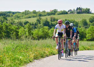 Brojni zaljubljenici u biciklizam na ovogodišnjem Istria Granfondo biciklističkom maratonu