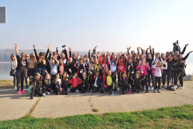 Čak 70 plesača Studia za izvedbene umjetnosti MOT 08 osvojilo pregršt medalja i pehara na Euro-show dance challenge-u