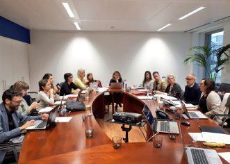 Predstavnici Instituta i Grada Poreča na konferenciji MITOMED+ u Bruxellesu