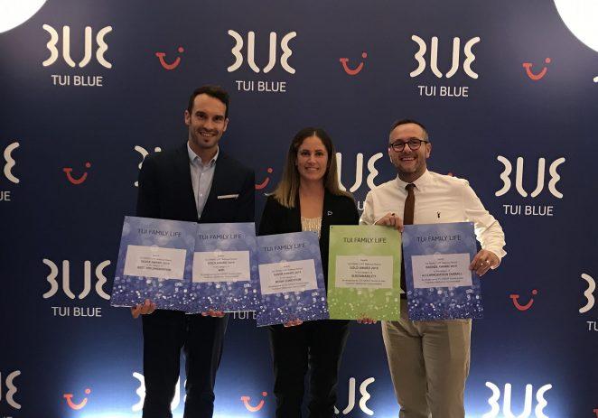 Valamarovi hoteli osvojili  čak šest nagrada na godišnjoj TUI konferenciji u Turskoj