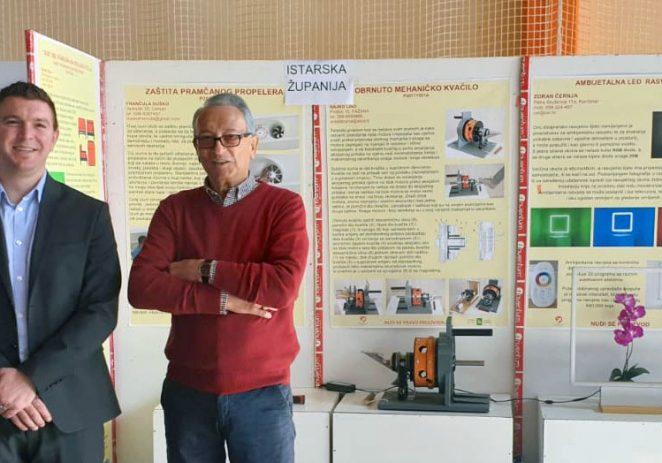 Istarskim inovatorima 5 zlatnih i jedna srebrna medalja na 13. sajmu inovacija INVENTUM