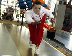 Klara Sedlar iz ženskog kuglačkog kluba Istra Poreč prvakinja Regije u kuglanju za juniorke