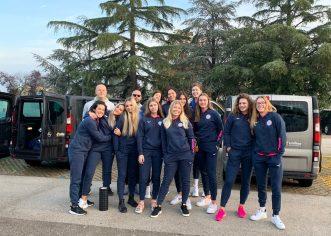 U Splitu prva pobjeda odbojkašica Poreča na ovogodišnjem prvenstvu ; djevojčice pobijedile u Rovinju