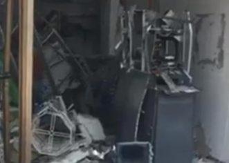 Serijska pljačka bankomata u Istri nastavljena: Noćna eksplozija uzdrmala Vabrigu