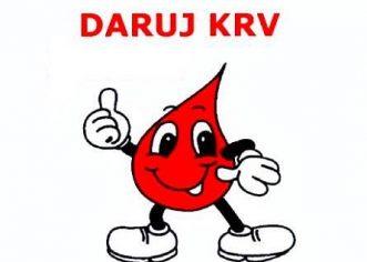 U srijedu, 20. studenog, akcija dobrovoljnog darivanja krvi