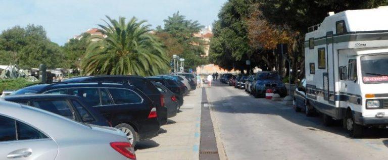 parking-Turističko-šetalište