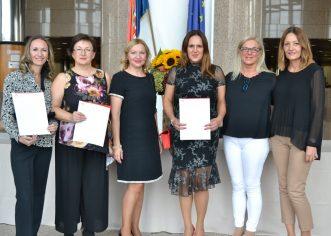 Četiri profesorice Umjetničke škole Poreč svečano promovirane u zvanje savjetnica