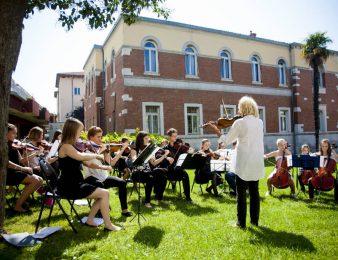 Tijekom listopada Umjetnička škola Poreč pripremila je prekrasan ciklus koncerata povodom 45. obljetnice škole