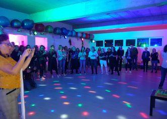 Aeromix, klub za aerobic, ples i sportsku rekreaciju od prošlog vikenda u novoj dvorani