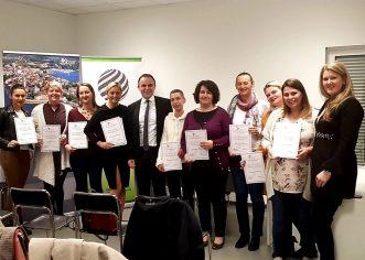 Podijeljeni certifikati polaznicama Poduzetničke akademije za žene