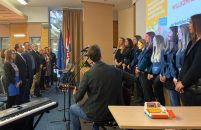 U Poreču se okupilo više od 200 profesora njemačkog jezika iz Hrvatske i Europe
