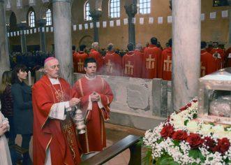 Svečanom misom i procesijom u Poreču obilježen blagdan Sv. Maura