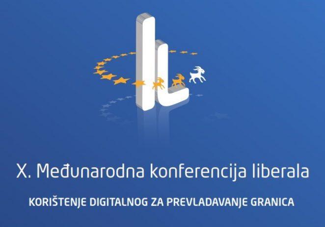 X. Međunarodna konferencija liberala u hotelu Valamar Diamant, subota 23.11.2019