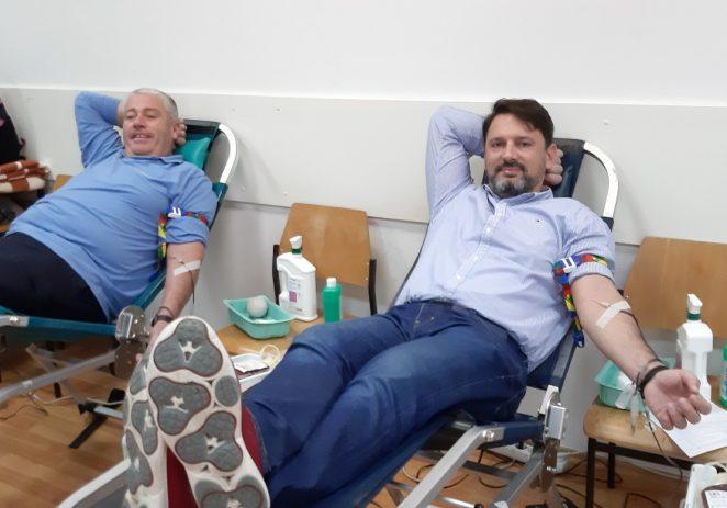 Na akciju darivanja krvi u Poreču odazvalo se 73 darivatelja