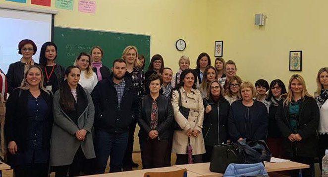 U Srednjoj školi Mate Balote održan je stručni skup Međužupanijskog stručnog vijeća