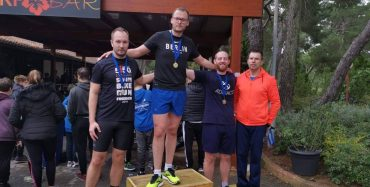 Veslači VK Adriaco Poreč osvojili medalje na veslačkom duatlonu u Medulinu