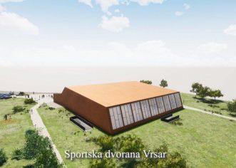 Sklopljen ugovor o izgradnji sportske dvorane u Vrsaru