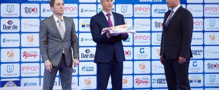 EP U23 Porec Hrvoje Lindi Flag Handover Ceremony2