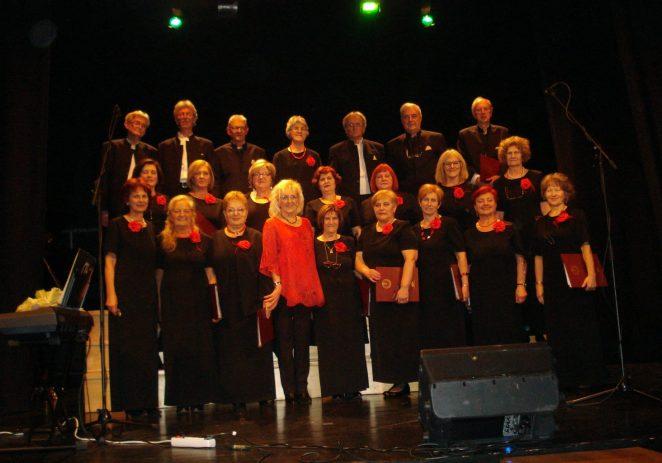 Povodom 40 godina Mješovitog pjevačkog zbora Joakim Rakovac svečani koncert u petak, 29. studenog