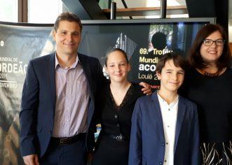 Učenici Umjetničke škole Poreč, Vita Blažević i Vito Mendica nastupili na natjecanju Trophée Mondial de l'Accordéon- International Open Trophy u Portugalu