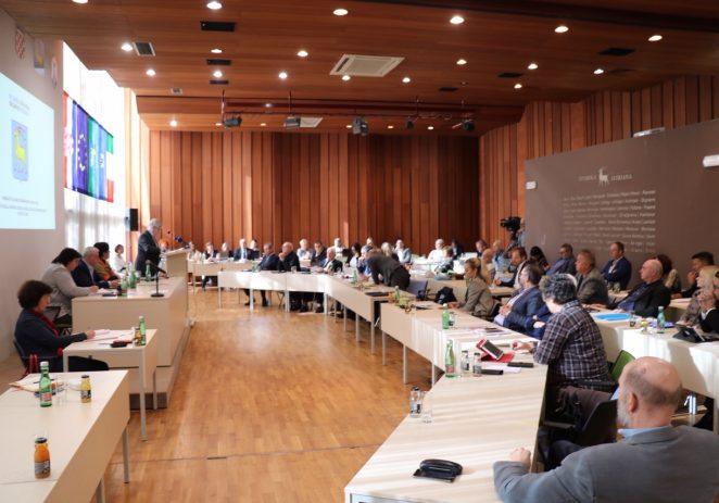 Održana 26. sjednica Skupštine Istarske županije